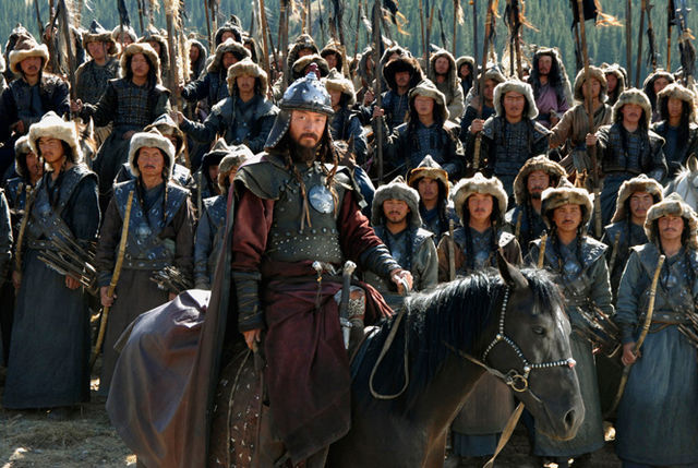 The Mongol Horde